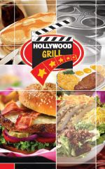 Hollywood Grill  1-12